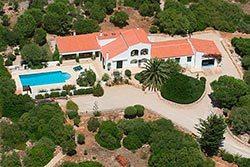 Property Rental Villa Large