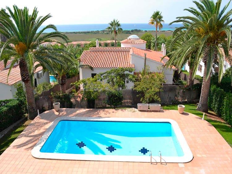 Property Rental Villa View